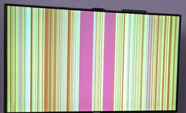 تعمیر تلویزیون ال سی دی آب خورده